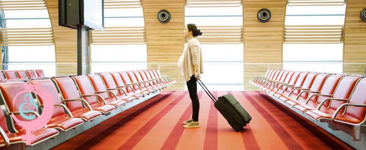 مسافرت در بارداری